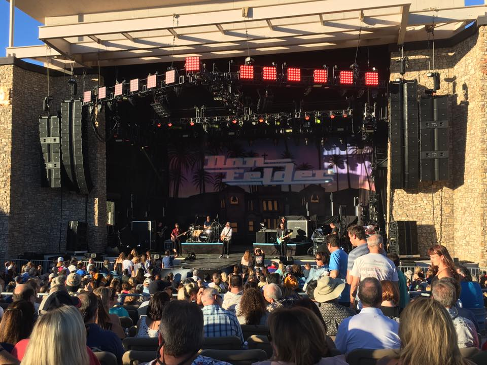 summer concert series - The Eagles