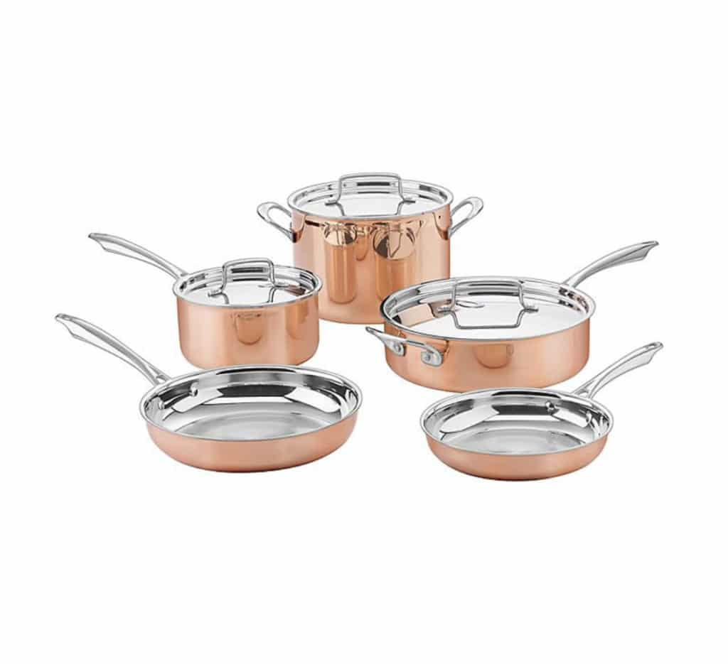 Cuisinart Copper Pans