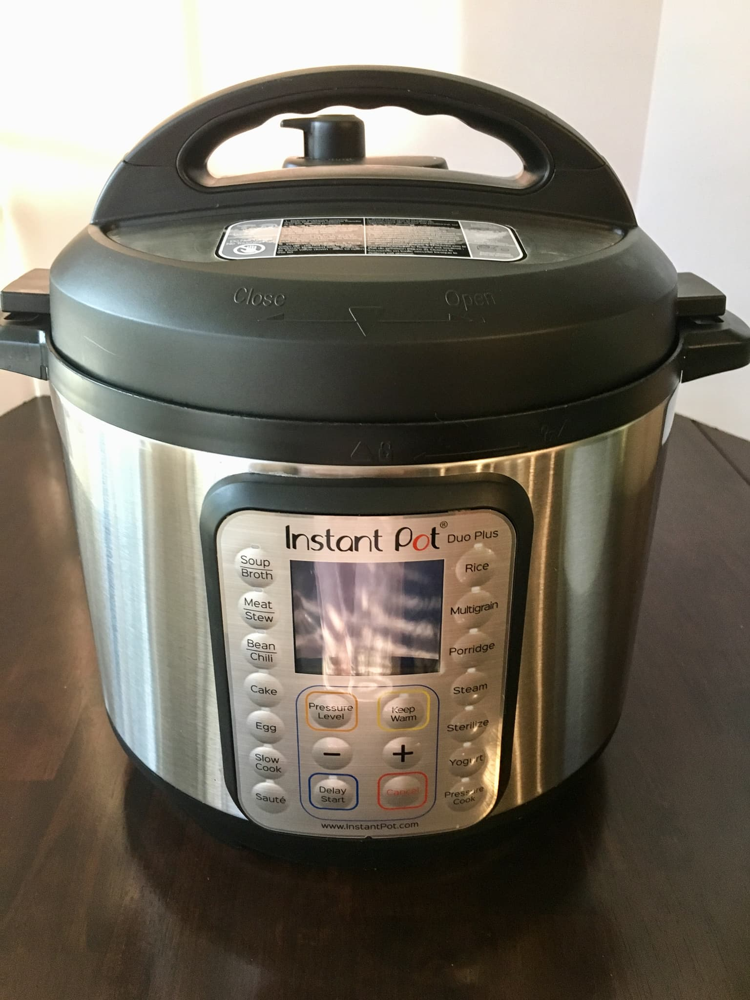 A picture of the Instant Pot