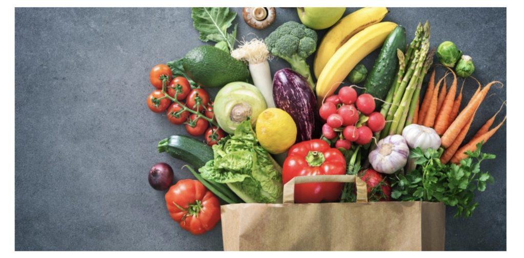 bag of groceries kitchen hack  save time  save money