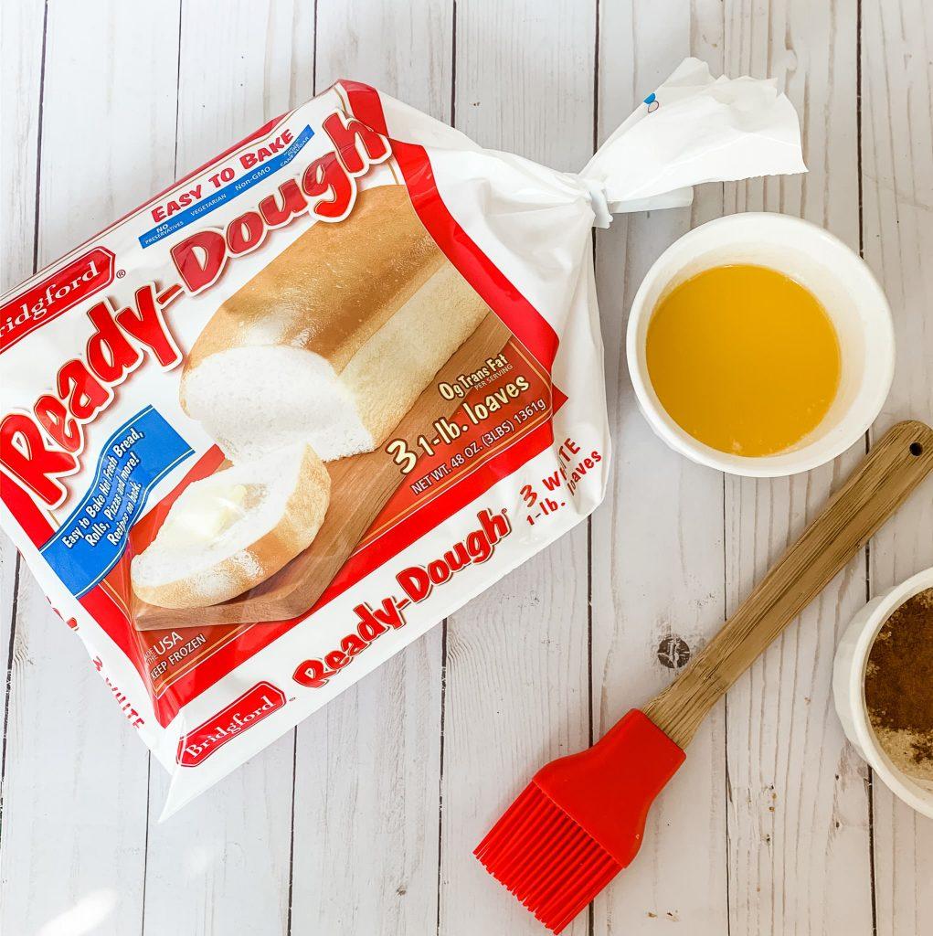 Bridgford frozen ready dough