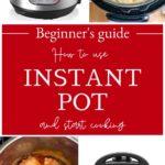 Instant Pot Cooking Photos