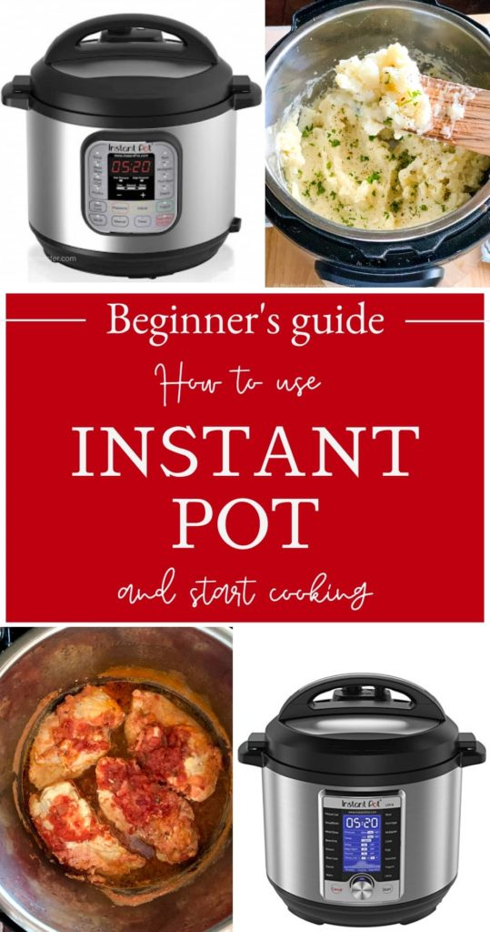 How to use the Instant Pot