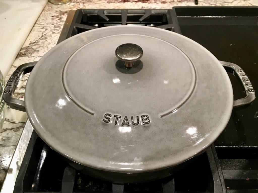 staub thanksgiving side dish