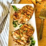 Buttermilk Brined Pork Chops