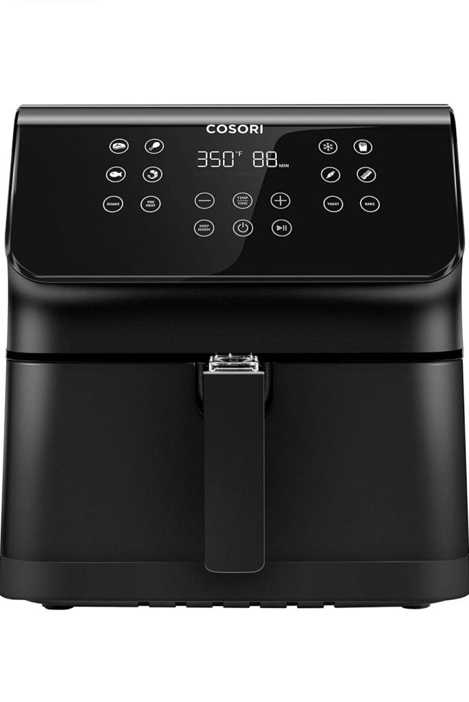 Cosori Air Fryer as described in the gift guide for the home chef