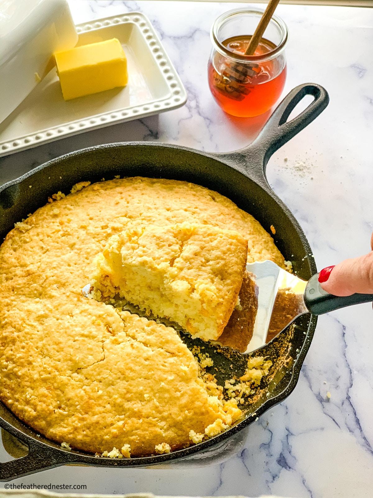 bisquick corn bread