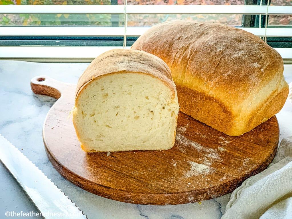 super soft sourdough sandwich bread recipe