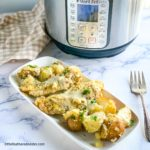 Ranch Chicken and Potatoes with Cream Cheese