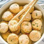 Biscuit Appetizers