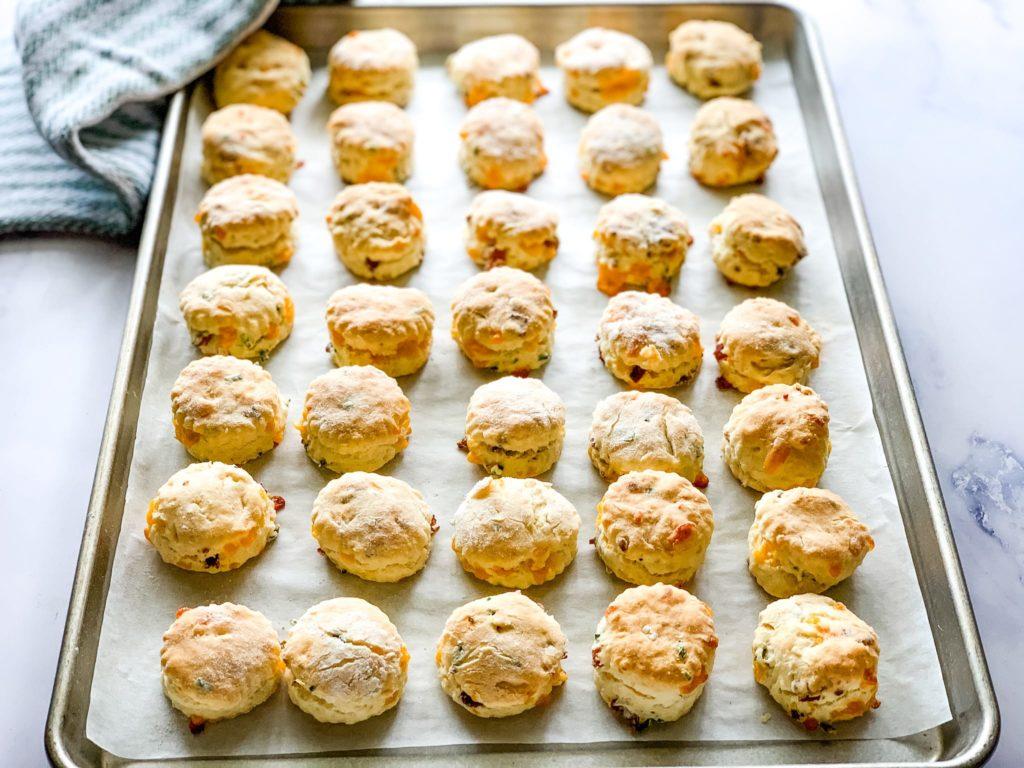 mini appetizer biscuits