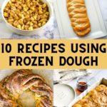 Photos of recipes using frozen dough